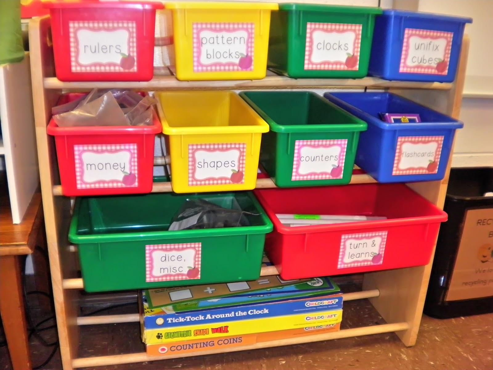 Simply Schoolteacher Classroom Tour