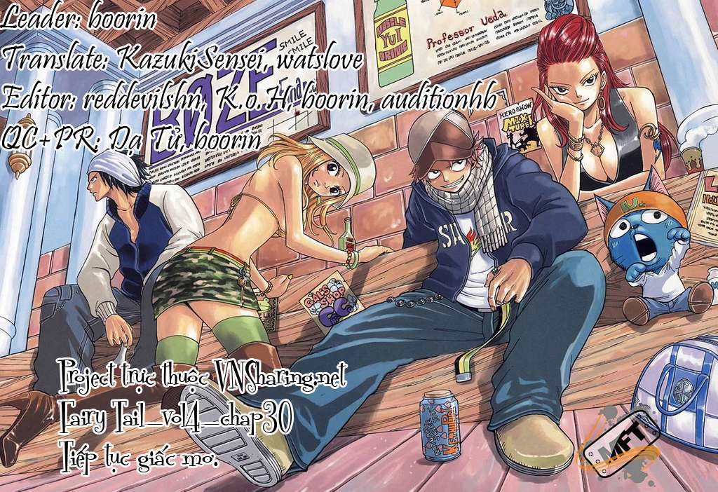 Fairy Tail chap 30 page 21 - IZTruyenTranh.com