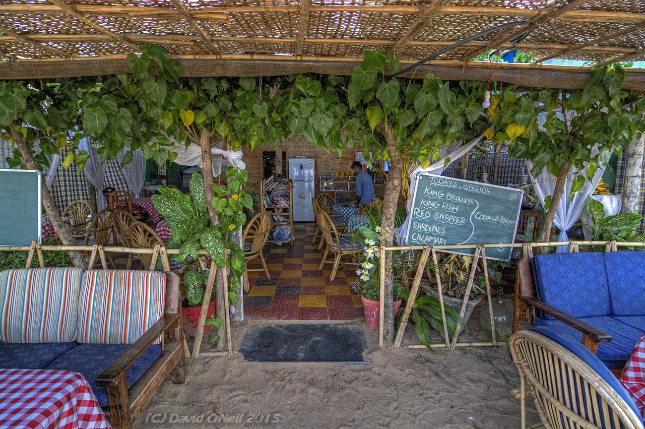 Secret Garden Guest House, Agonda Beach, Goa, India