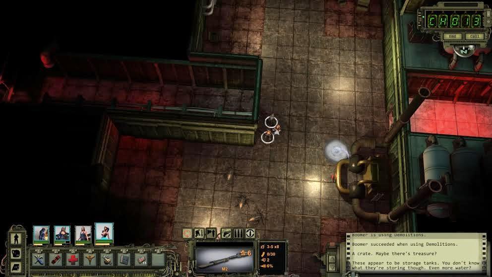 Wasteland 2 Western RPG