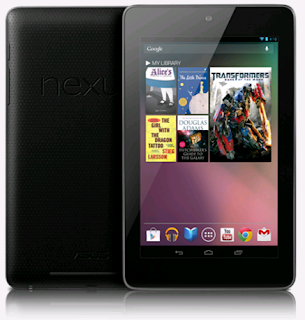 All the Parts Used to Assemble Google Nexus 7 Costs Only $184