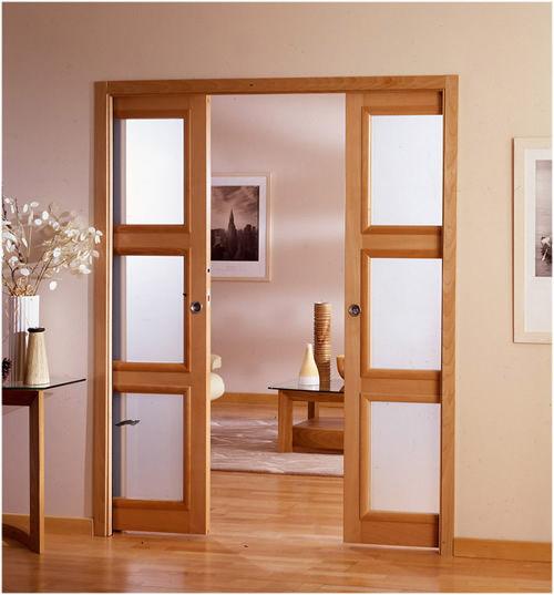 Proyectos de instalaci n tipos de puerta for Puerta de acordeon castorama