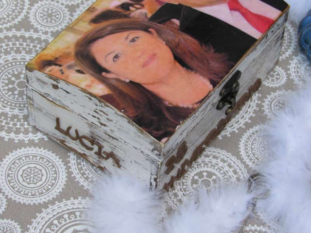 regalo_bodas_de_plata, recuerdo_25_aniversario,caja_con_fotos