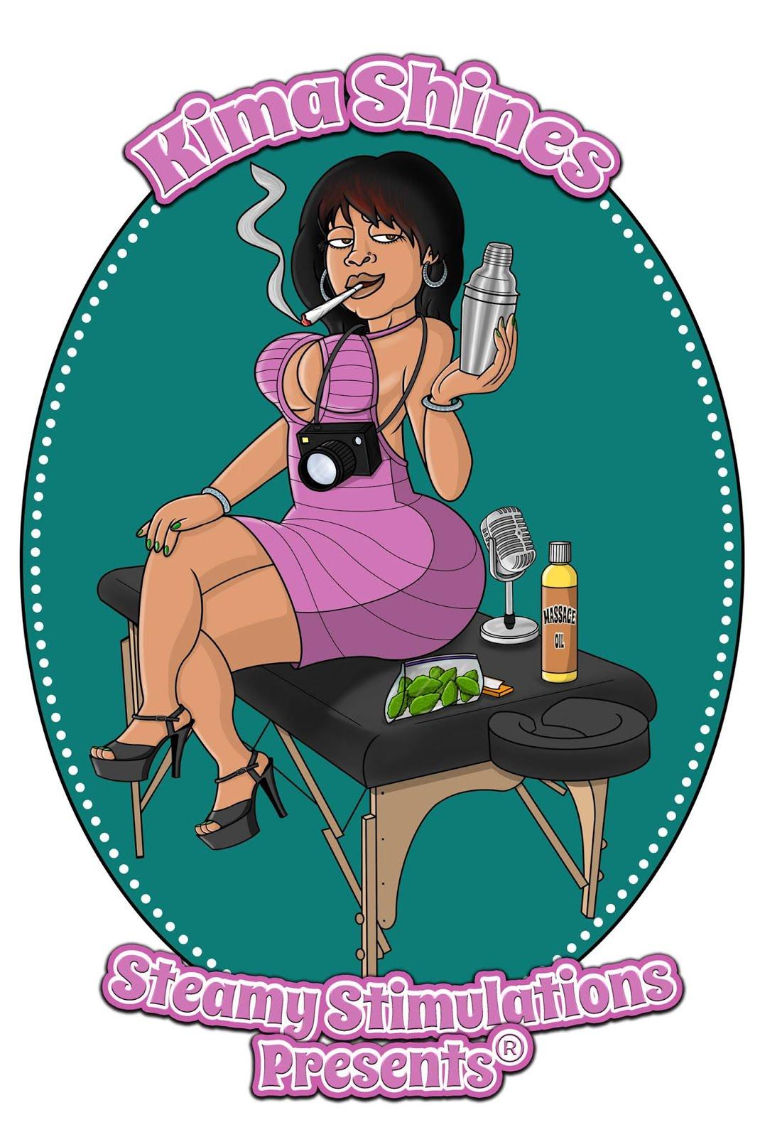 Kima Shines: Steamy Stimulations Presents...®