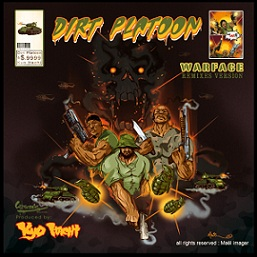 Dirt Platoon - Warface (cover)