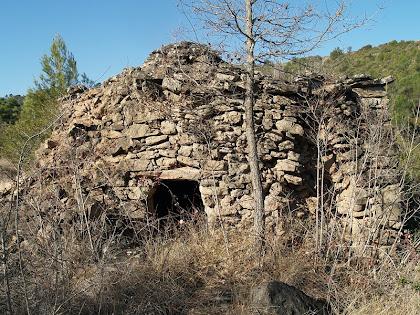 Barraca de vinya del Clot de la Seuva