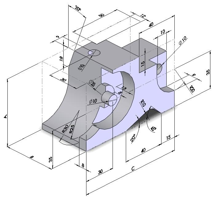 solidworks exercises Images - Frompo