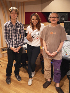 Crystal Kay to feature on the Final Fantasy 25th anniversary album, perform at Distant worlds and head home with Faye Wong's wig | randomjpop.blogspot.com
