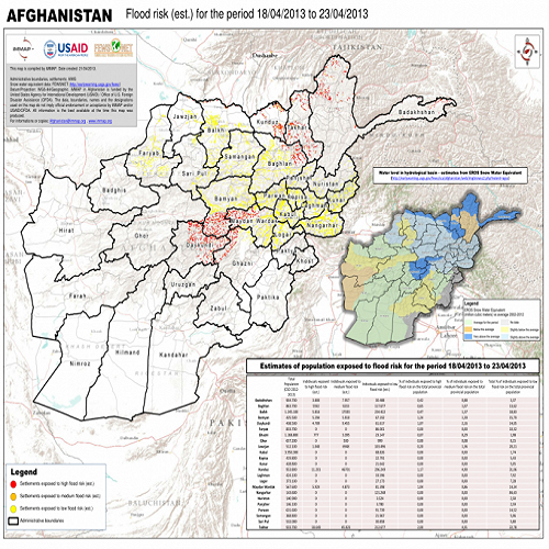 Flood_risk_map_Afghanistan