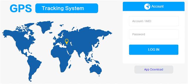 Web GPS Tracking