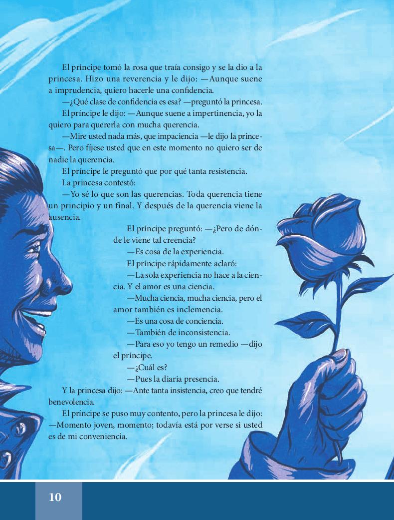 Que sí, que no, que todo se acabó - Español Lecturas 5to 2014-2015