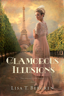 Glamorous Illusion (Grand Tour #1) by Lisa T. Bergren