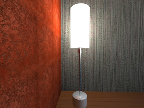3ds max tutorial 3d studio max how to create a table for Table lamp 3ds max tutorial