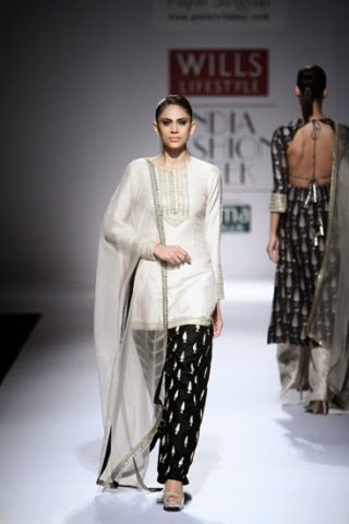 Payal Singhal WIFW S/S 2015 www.footnotesandfinds.com