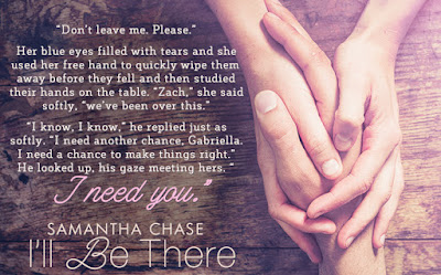 Teaser Tuesday: I'll Be There by Samantha Chase