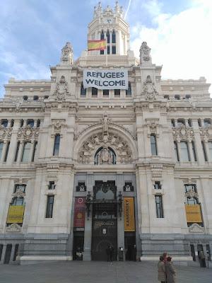 Cibeles en Madrid
