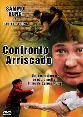 Filme Confronto Arriscado   Dublado