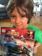 Labels: Iron Man, Lego, Marvel
