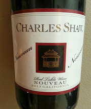 Charles Shaw Red Table Wine