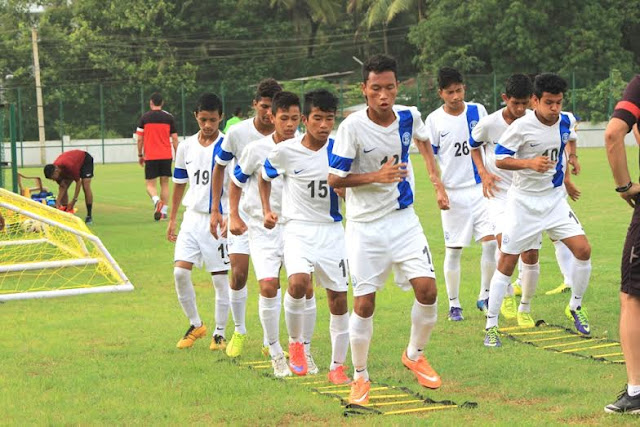 Germany Tour for Indian squad for FIFA U-17 World Cup 2017