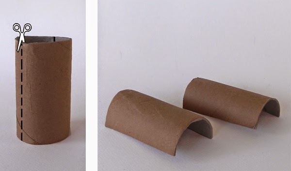 paper roll crafts,