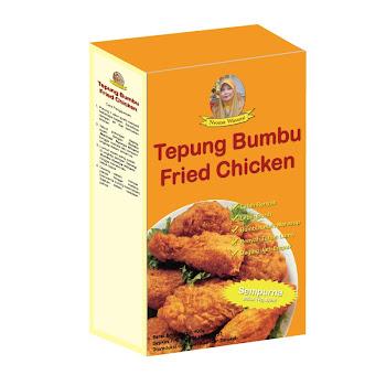 Tepung Bumbu Fried Chicken Nyonya Winarni