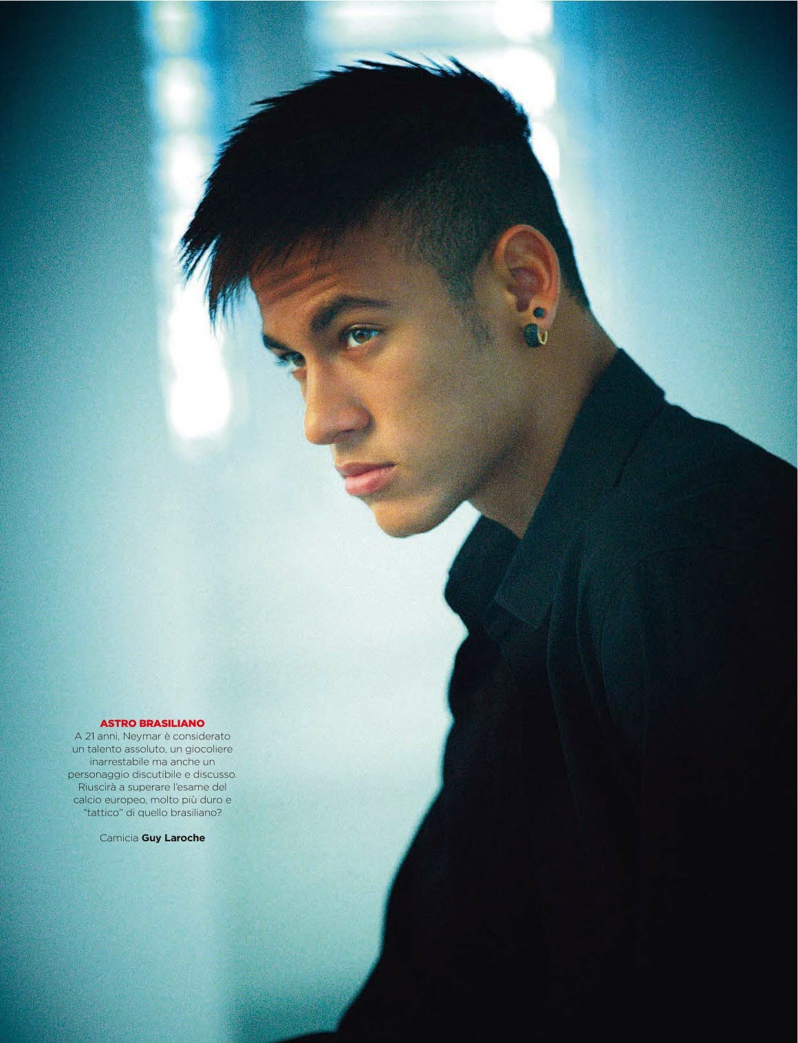 2014 Neymar Jr Haircut