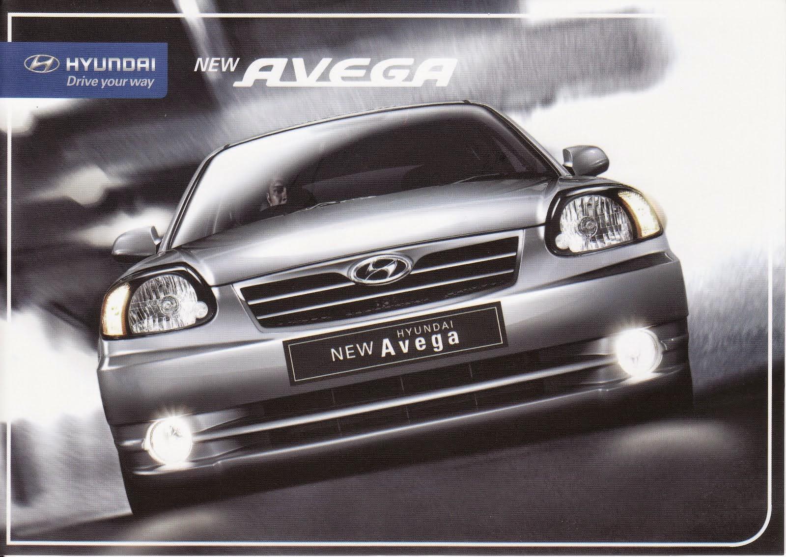Harga Mobil Hyundai Avega Bekas Oktober 2014