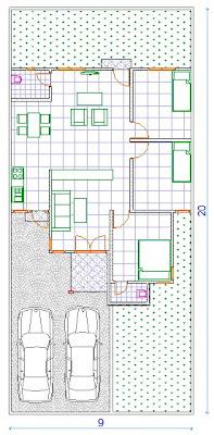 rumah type 86 tampak depan rumahminimalis