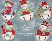 СП Снеговичков с Викой