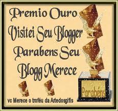 Premio 2012 blog Informativo.
