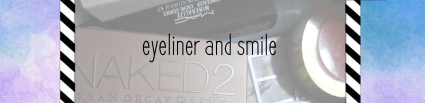 Eyeliner and smile~ ( Andicreative )