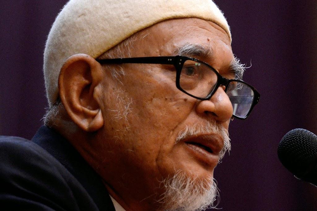 PAS Wajib Terima Pelawaan UMNO Runding Hudud Tuan Guru Haji Hadi