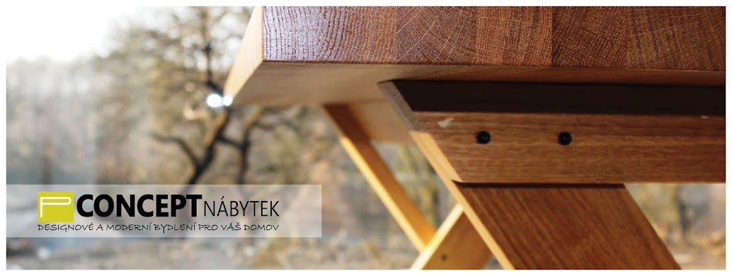 Pconcept nábytek - originální a designový nábytek