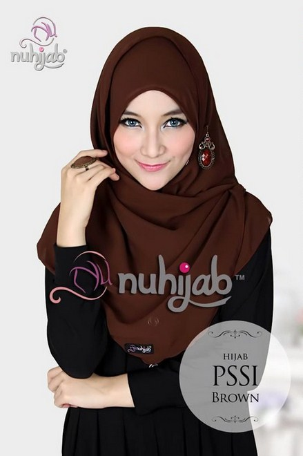 Style Hijab Fashion Lebaran 2016