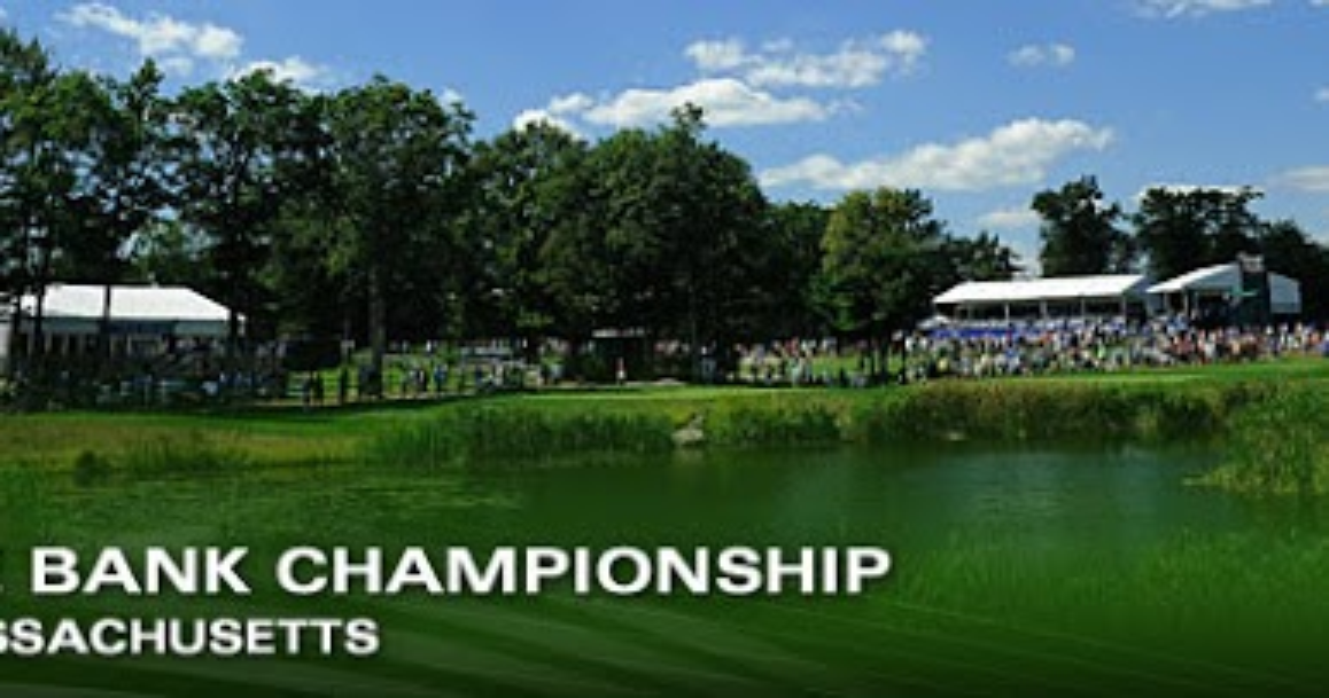 Armchair Golf Blog 2013 Deutsche Bank Championship Tv Schedule And Tournament Notes