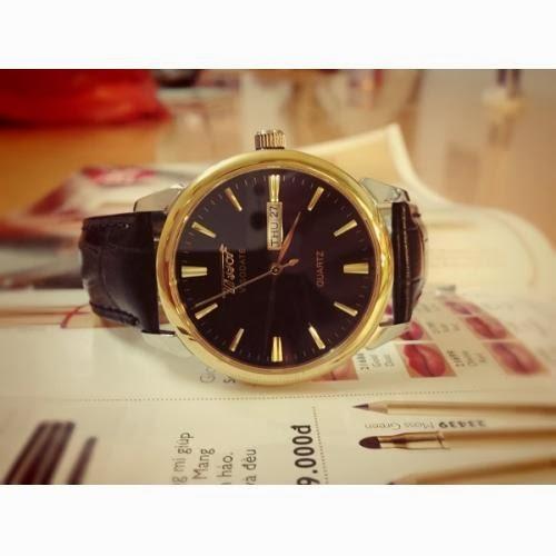 Đồng hồ đeo tay Tissot