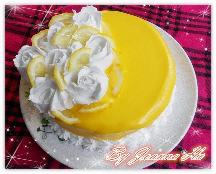 英式柠檬蛋糕