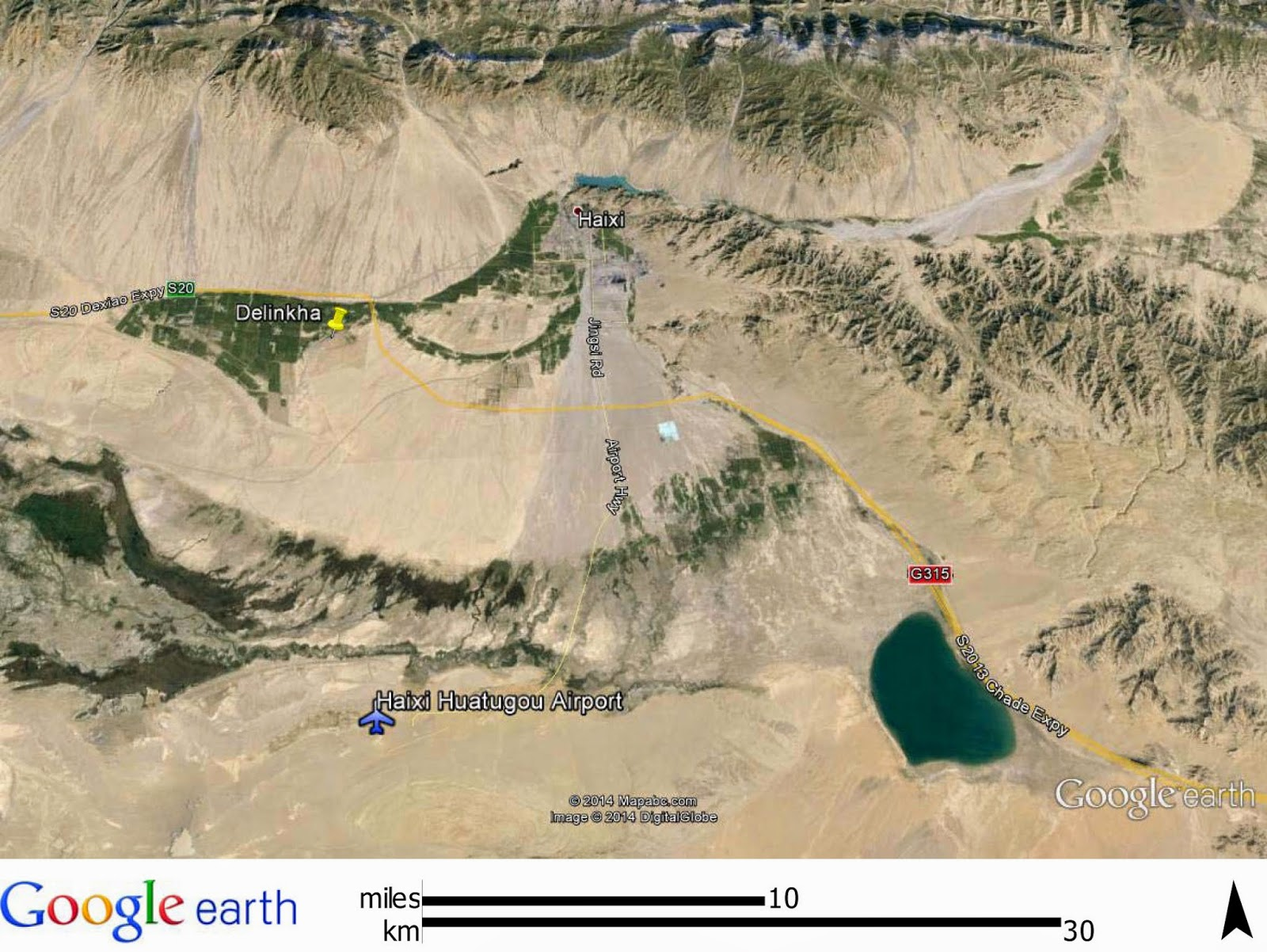 Claude Arpi: A New Airport In Lhasa ...and one in Amdo