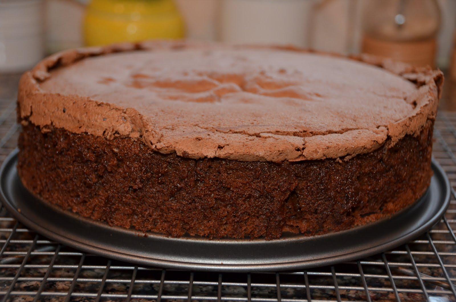 Recipe Flourless Chocolate Cake Martha Stewart