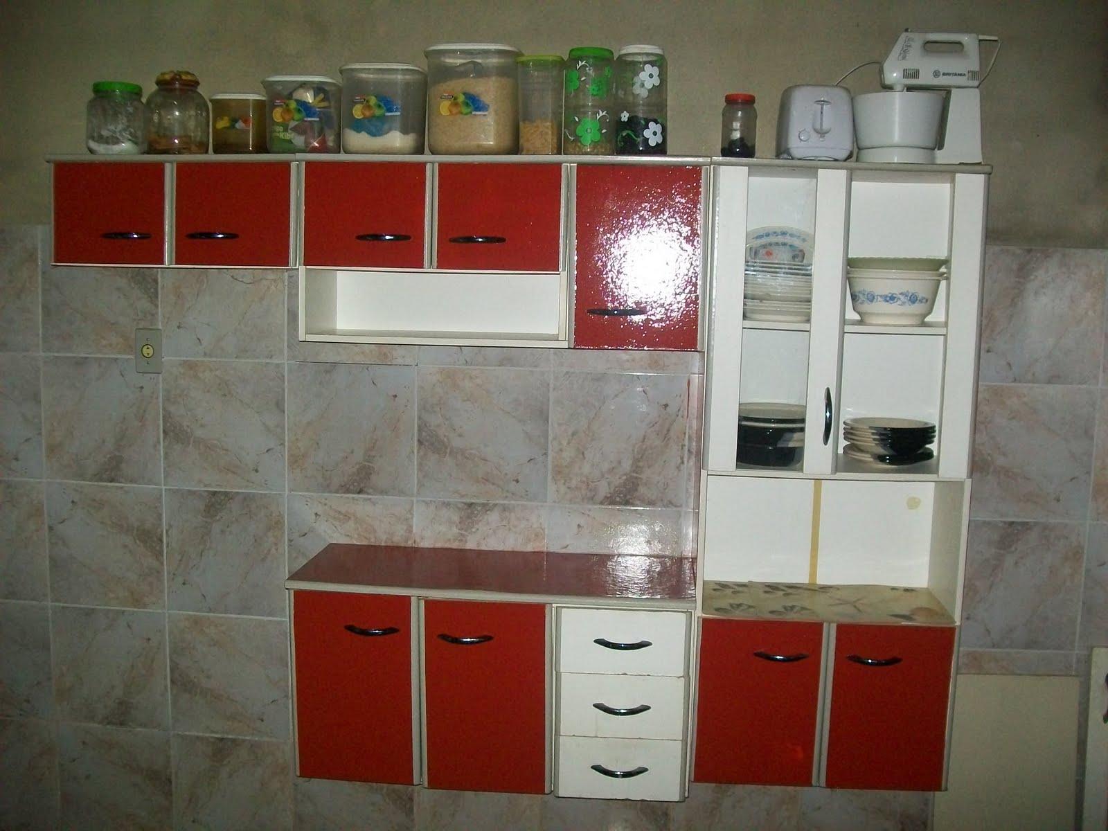 Studio da Bel *: Reforma de Armário de Cozinha > Tinta   Adesivo #6A2117 1600x1200