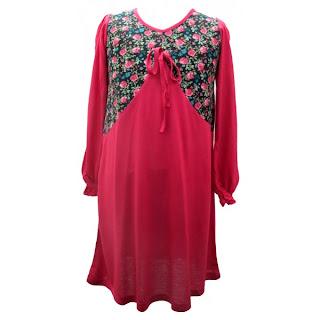 Tshirt-Muslimah-Kanak-Kanak-Aqeela-AK167E