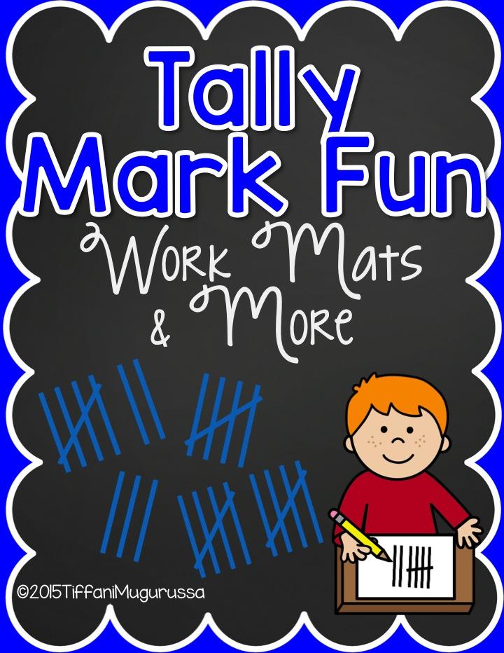 tally marks, kindergarten math