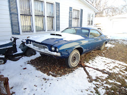Muscle car from Blytheville