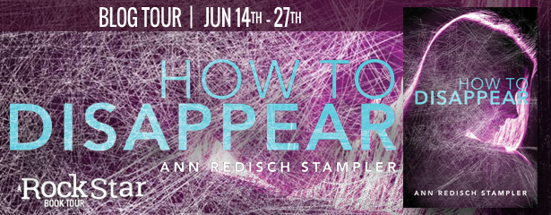 How to Disappear Tour + Giveaway 6/14 - 6/27
