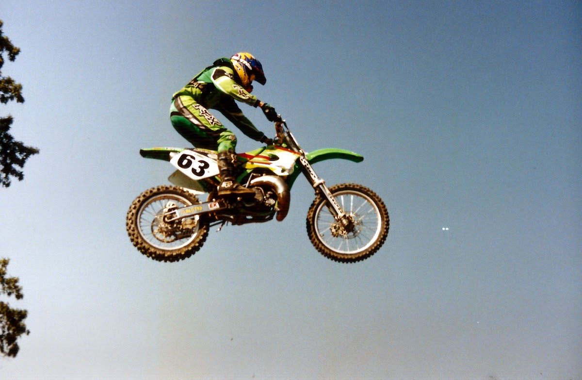 Kevin Crine Steel City 1998