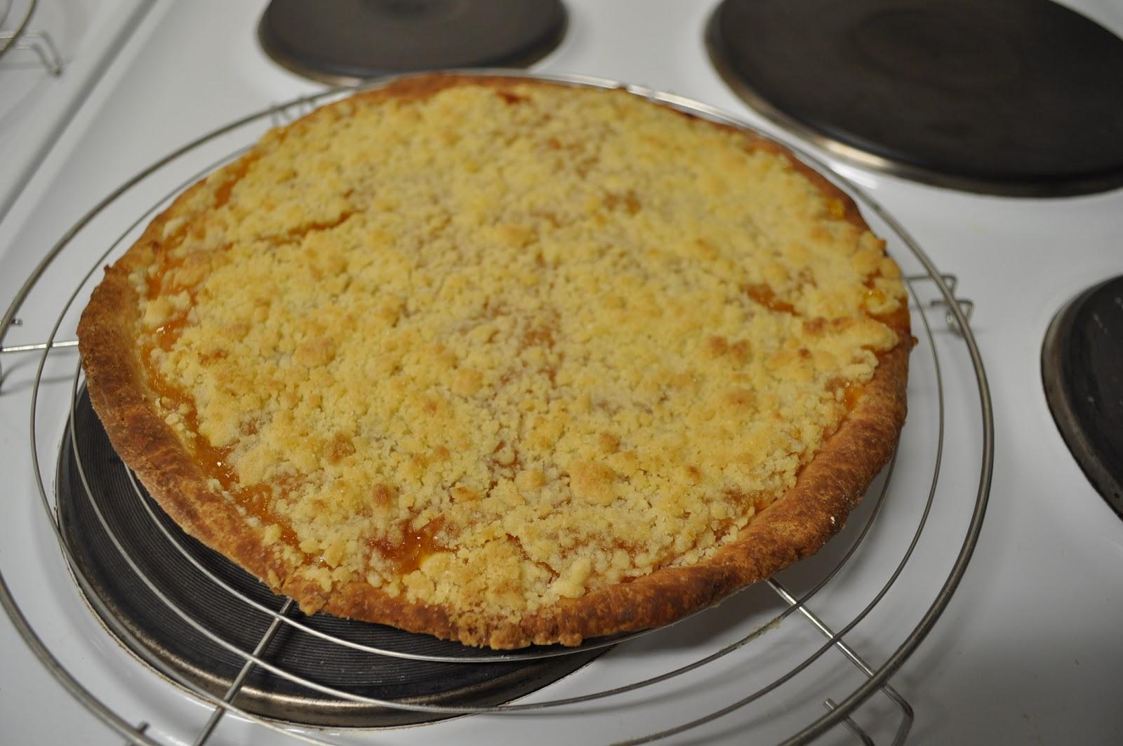Creme Brulee Keuken Van Sofie : en abrikozentaart met nopjes (uit Goe gebakken van Sofie Dumont