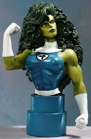 She-Hulk Character Review - Bust Product