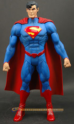 "DC Universe All Stars Series 2 by Mattel - ""New 52"" Superman Action Figure"