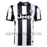Juventus 2012/13 Home Jersey